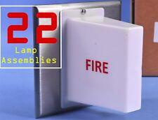 22 Edwards Fire Signal Appliance Lamp Assemblies 890Wda-G5 for Est2 System
