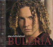 David Bisbal Buleria  CD New Sealed