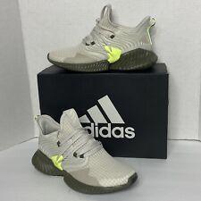 New Adidas Women's Alphabounce Instinct Clima Shoes Size 8.5 Beige F36764