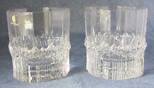 IITTALA TAPIO WIRKKALA Pallas Glasses (2) Excellent