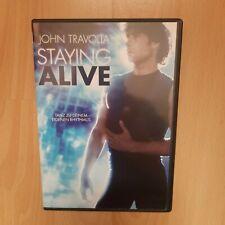 Staying Alive Musikfilm DVD mit John Travolta einfach Geil Bee Gees!!!