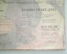 More details for british army uksf sas sbs gulf war granby iraq  map escape evasion survival