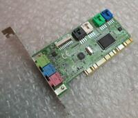 Genuino Creative CT5807 Dell 0088GF 088GF PCI Sonido Tarjeta