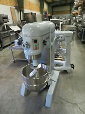 Hobart H600t 60 Qt Planetary Floor Mixer With Attachments 208240v 1 Or 3 Ph