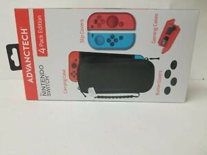 Advancetech 4 Pack Edition For Nintendo Switch