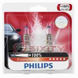 Philips Low Beam Headlight Bulb for Audi A6 A6 Quattro A8 A8 Quattro Allroad bg