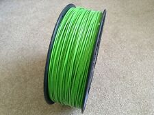 Plastic Filament, 3mm, Green, 3D Printing DIN 8559