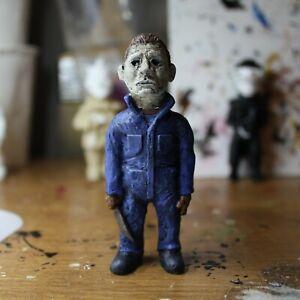 Michael Myers John Carpenter collectible horror figure toy Halloween creepy