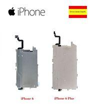 CHAPA METÁLICA TRASERA FIJACIÓN DE LCD DISPLAY IPHONE 6 / 6 PLUS CABLE FLEX HOME