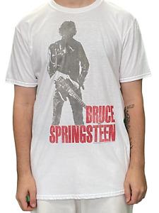 Bruce Springsteen Hologram Unisex Official T Shirt Brand New Various Sizes