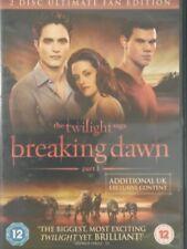 The Twilight Saga Breaking Dawn - 2 Disc Ultimate Fan Edition