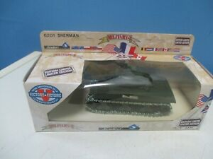 solido sherman tank boxed