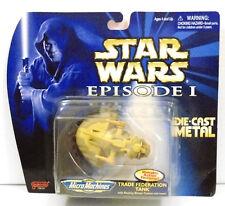 Star Wars Episode I Galoob Micro Machines Die-cast Trade Federation Tank