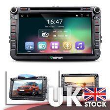 "Android 2GB RAM Quad-Core 8"" Multimedia Car DVD GPS for Volkswagen SEAT SKODA"