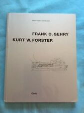FRANK O. GEHRY/KURT W. FORSTER - FIRST EDITION INSCRIBED BY FRANK GEHRY