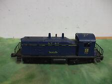 Lionel   O Gauge   A.T. & S.F.  Santa Fe  Diesel Switch Engine # 634   Lot # MD.