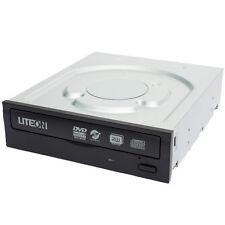 DVD-Brenner Internes Laufwerk LiteOn 24x iHAS324 DVD+RW SATA schwarz retail