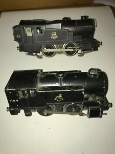 Trix Twin model railway collection, 1930s to 40s vintage collectables