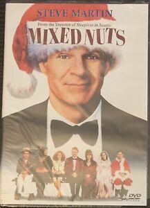 Mixed Nuts (DVD, 2001) 1994 Steve Martin NEW Sealed