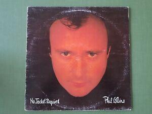 PHIL COLLINS - No Jacket Required - 1 vinile - lp - 33 giri