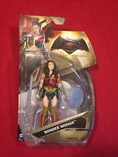 Batman Vs Superman Wonder Woman Action Figure NEW MIP DC Comics