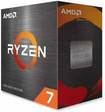 Amd Ryzen 7 5800X Desktop Processor 3.8 / 4.7 Ghz, 8 Cores, Socket Am4 *New*