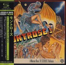 MONTROSE WARNER BROS. PRESENTS JAPAN SHM MINI LP CD