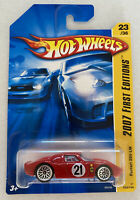 2007 Hotwheels Ferrari 250 LM Red! Mint! MOC!