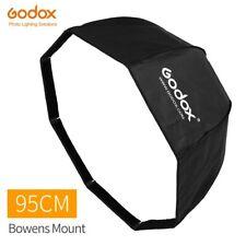 Godox SB-UE 95cm 37in Portable Octagonal Umbrella Softbox with Bowens Mount for