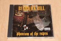 Bushwick Bill / Phantom Of The Rapra / CD Album PROMO 12 Tracks RARE
