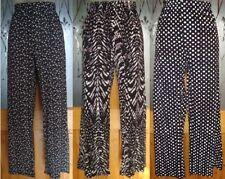 Wide Leg 36L Trousers for Women