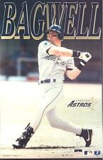 1994 Jeff Bagwell Houston Astros Original Starline Poster OOP
