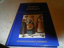 Les contes d'Alsace par Charles Kinger