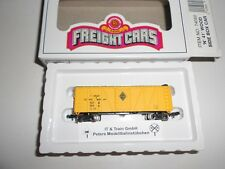 Bachmann Spur N: 74050 Box Car ILLINOIS MIDLAND, OVP