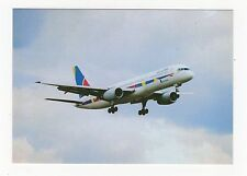 Air 2000 Boeing 757 Aviation Postcard, A650