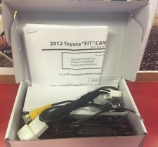 PLUGandGO Integrated Backup Camera System for Toyota 2014-2015 COROLLA SAFETY