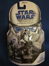 Star Wars Legacy Collection Clone Scuba Trooper Droid Factory R4-J1 Figure