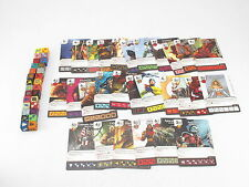 Marvel Dice Masters Uncanny X-Men Complete Common Lot With Dice