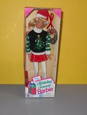 1996 New Mattel Special Edition Holiday Season Barbie Doll in Original Box