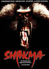 Shakma - Roddy McDowall, Christopher Atkins - 1990, DVD New Horror SALE