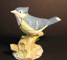 Blue Jay Bird Figurine  - Royal Heritage