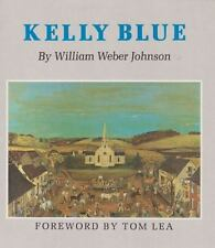 Kelly Blue, Johnson, William Weber, 0890960739, Book, Acceptable