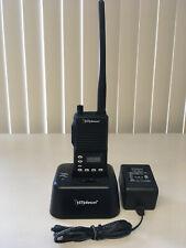 Qty. of 6! N.O.S. EF Johnson 7514 VHF Portable 144*-174 MHz, 5 Watt,W/Chargers