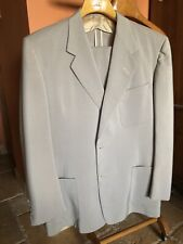 1940's Rare Men's Camel Tropical Wool Suit Size 40 Long