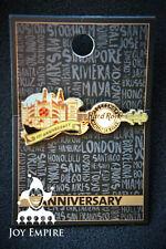 Hard Rock Cafe Mallorca City Rock Shop Spain 1st Anniversary Pin 2019
