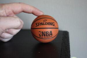 "SPALDING NBA Official High Bounce Ball (2.5"" Mini Rubber Ball) (C9)"