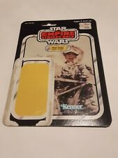Star Wars Empire Strikes Back Han Solo Hoth Outfit 31 Card Back Uncut