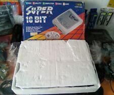 VERY RARE CONSOLE 16 BIT CLONE SNES SUPER NINTENDO FAMICOM PLAY NTSC PAL GAMES