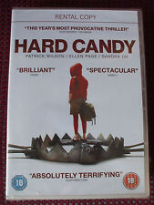 Hard Candy DVD.BRAND NEW AND SEALED.
