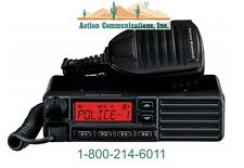 NEW VERTEX/STANDARD VX-2200, UHF 450-512 MHZ, 45 WATT, 128 CHANNEL TWO WAY RADIO